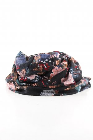 H&M Mantilla estampado floral look casual