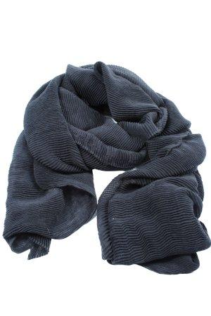 H&M Schultertuch blau Casual-Look