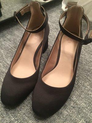 H&M Mary Jane pumps zwart