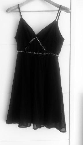 H&M  schwarzes Partykleid