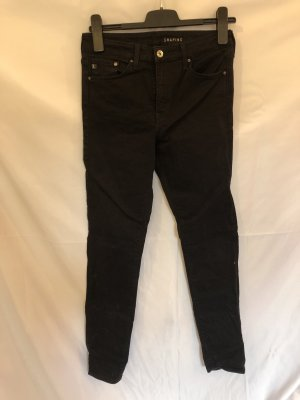 H&M Shaping Jeans schwarz 31