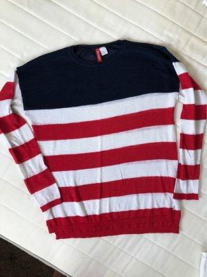 H&M Shirt Marine Style