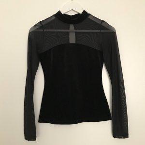 H&M Shirt Mesh Größe XS
