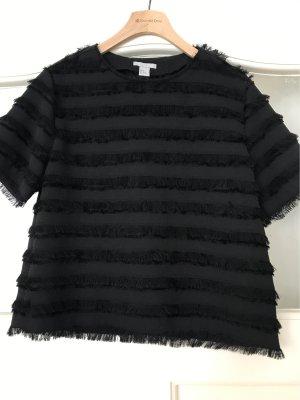H&M Shirt mit Fransen
