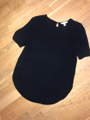 H&M-Shirt Schwarz