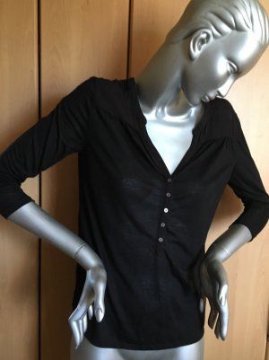 H&M Shirt schwarz Gr. S