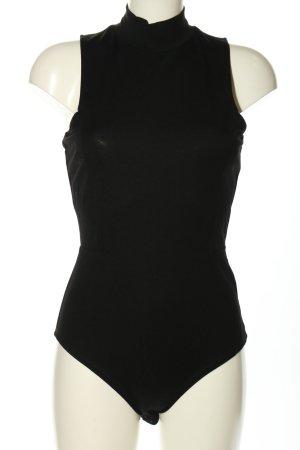 H&M Body czarny Imprezowy wygląd
