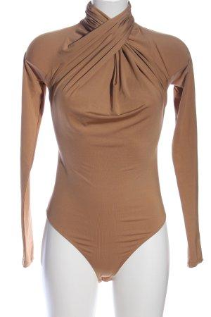 H&M Shirt Body brown casual look