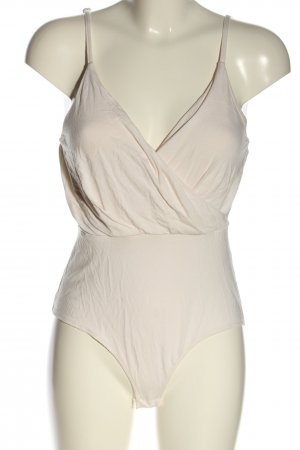 H&M Shirt Body natural white casual look