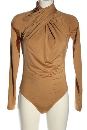 H&M Shirtbody braun Casual-Look