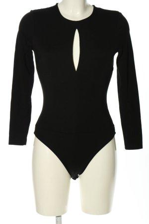 H&M Body czarny W stylu casual