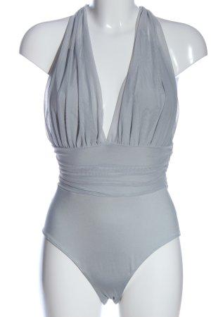H&M Body jasnoszary Elegancki