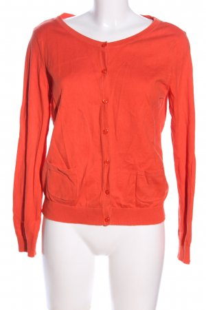 H&M Shirtjacke rot Casual-Look