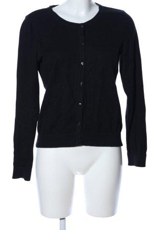 H&M Shirtjacke schwarz Casual-Look