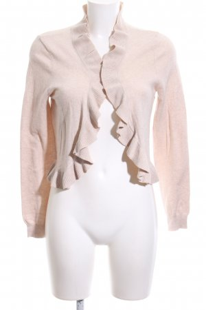H&M Shirtjacke creme Business-Look