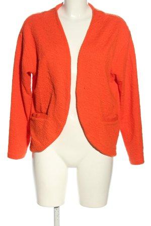 H&M Veste chemise orange clair style décontracté