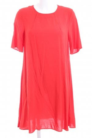 H&M Shirtkleid rot Casual-Look