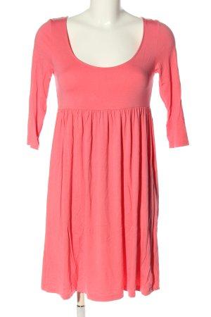 H&M Shirtkleid pink Casual-Look