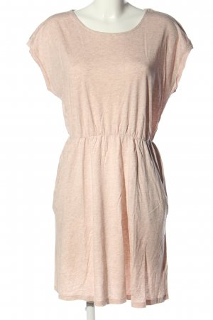 H&M Shirt Dress pink flecked casual look