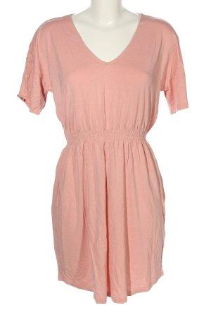 H&M Robe t-shirt rose style décontracté