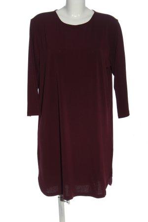 H&M Sukienka o kroju koszulki czerwony W stylu casual