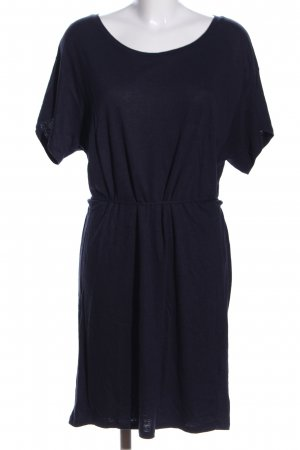 H&M Shirtkleid blau Casual-Look