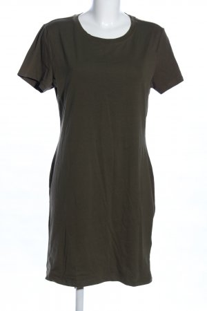 H&M Shirtkleid khaki Casual-Look