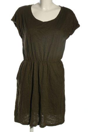H&M Shirt Dress khaki casual look