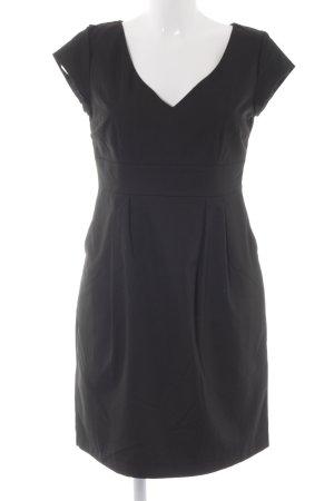 H&M Shirtkleid schwarz Elegant