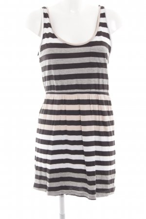 H&M Shirtkleid Streifenmuster Casual-Look