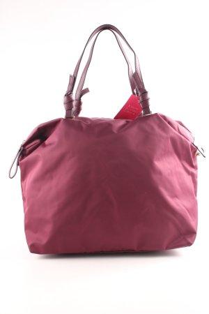 H&M Shopper rot Casual-Look
