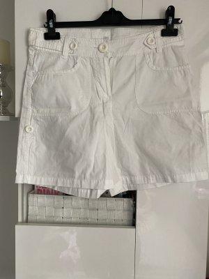 H&M Short 38 weiß