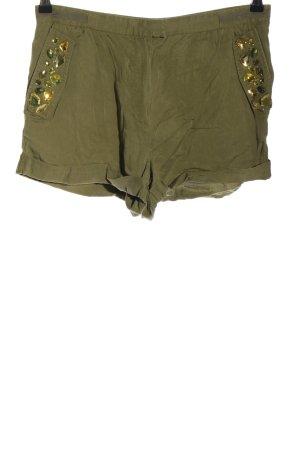 H&M Shorts khaki Casual-Look
