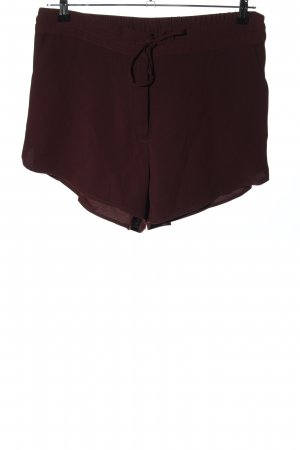 H&M Shorts lila Casual-Look
