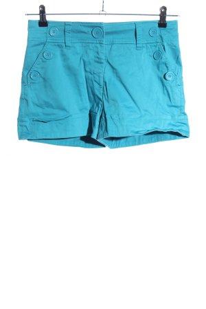 H&M Shorts blau Casual-Look