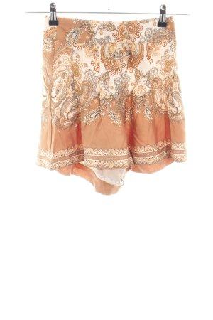 H&M Shorts abstraktes Muster Casual-Look