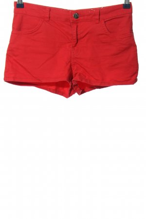 H&M Shorts red casual look