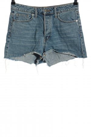 H&M Shorts blau Casual-Look