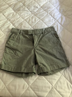 H&M Pantalón corto deportivo gris verdoso Algodón
