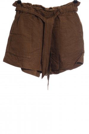 H&M Shorts bronzefarben Casual-Look