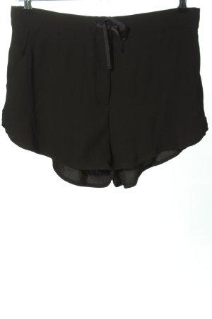 H&M Shorts schwarz Casual-Look