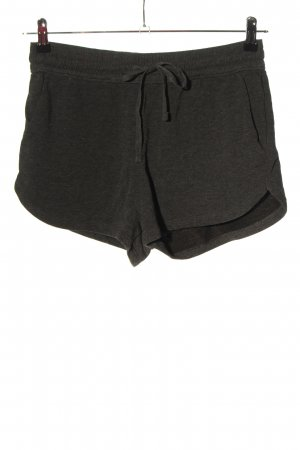 H&M Shorts braun meliert Casual-Look