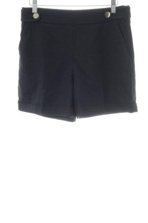 H&M Shorts dunkelblau schlichter Stil