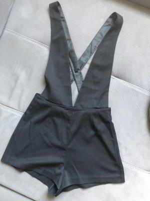 H&M Bib Shorts black