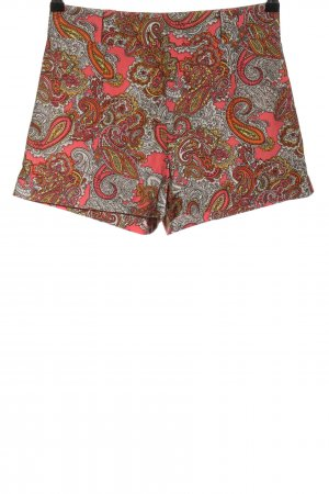 H&M Shorts Allover-Druck Casual-Look