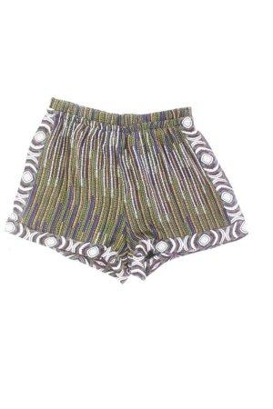 H&M Shorts Größe 36 mehrfarbig aus Polyester