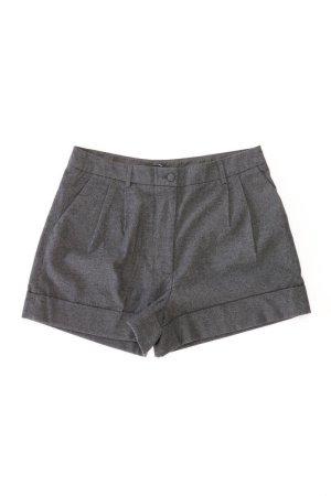 H&M Shorts Größe 38 grau aus Polyester
