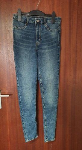 H&M Skinny High Jeans Hose gr.38 Neu