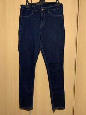 H&M Skinny High Waist Jeans Gr. 32