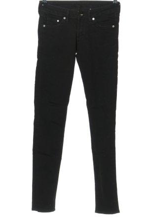H&M Jeans skinny noir style décontracté